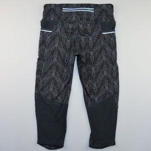 Athleta Crop Workout Pants XXS Grey